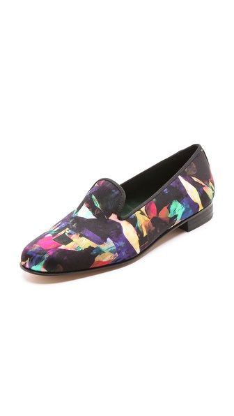 Penelope Chilvers Saloni x Penelope Chilvers Dandy Slippers