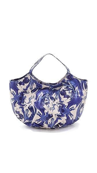Penelope Chilvers Tie Dye Pillow Bag