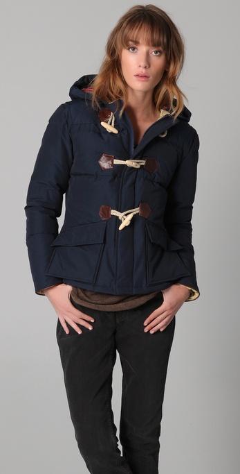 Penfield Landis Weatherproof Jacket