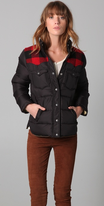Penfield Rockford Puffer Jacket