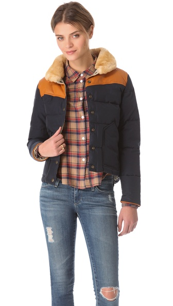 Penfield Rockwool Jacket