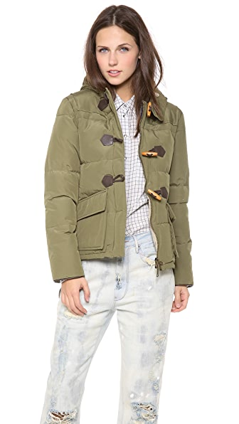 Penfield Landis Down Duffle Jacket