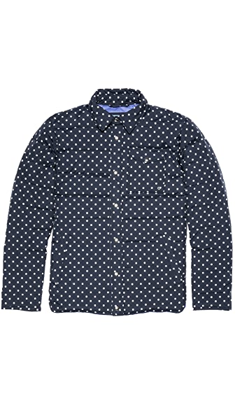 Penfield Eska Polka Dot Down Jacket