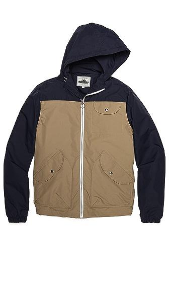 Penfield Rochester Zip Through Rain Jacket