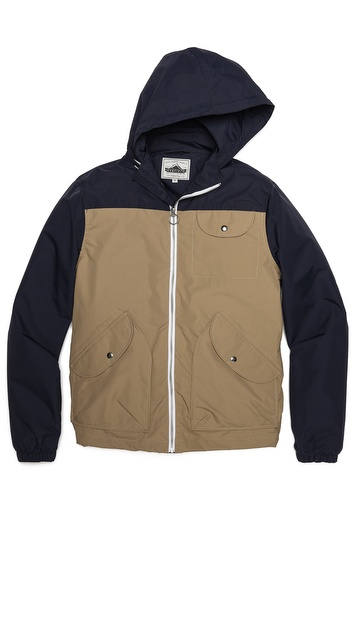 Penfield Rochester Zip Through Rain Jacket
