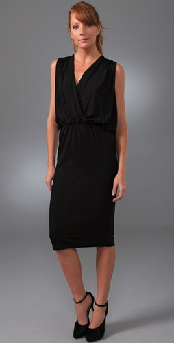 PENUMBRA Drape Dress