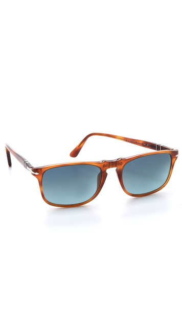 Persol Polarized Square Sunglasses
