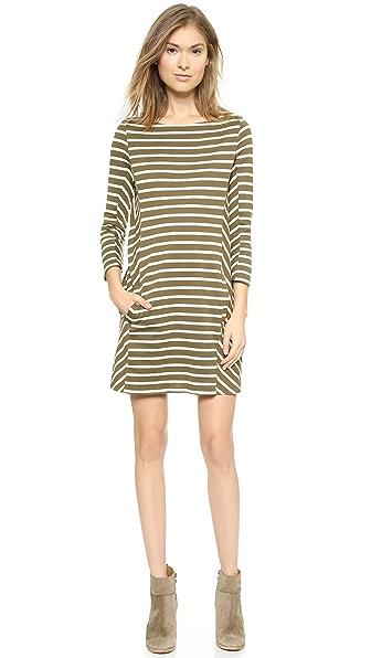 Kupi Petit Bateau haljinu online i raspordaja za kupiti Petit Bateau Less Dress Military/Creamy online