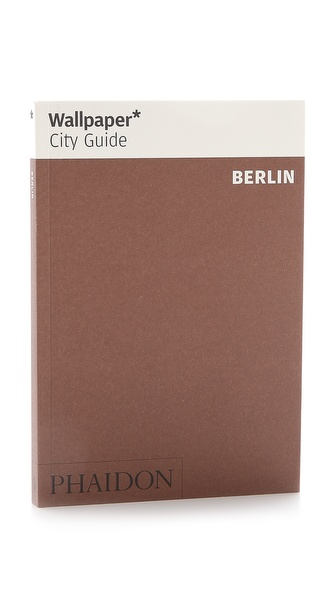 Phaidon Wallpaper City Guide: Berlin