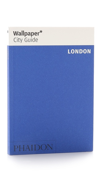 Phaidon Wallpaper City Guide: London
