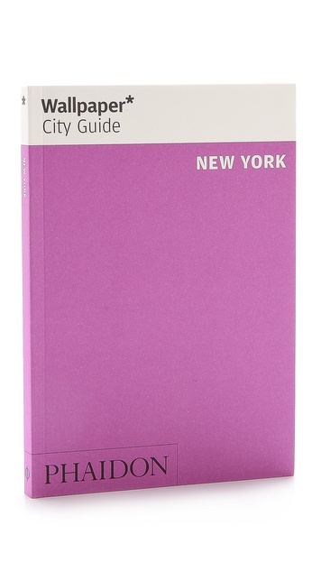Phaidon Wallpaper City Guide: New York