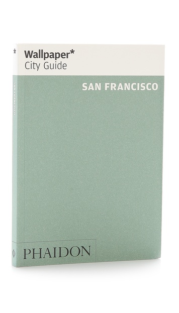 Phaidon Wallpaper City Guide: San Francisco