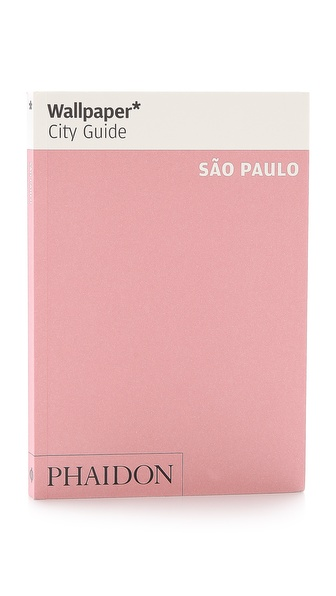Phaidon Wallpaper City Guide: Sao Paulo