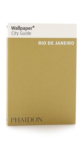 Phaidon Wallpaper City Guide: Rio de Janeiro