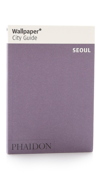 Phaidon Wallpaper City Guide: Seoul
