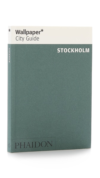 Phaidon Wallpaper City Guide: Stockholm