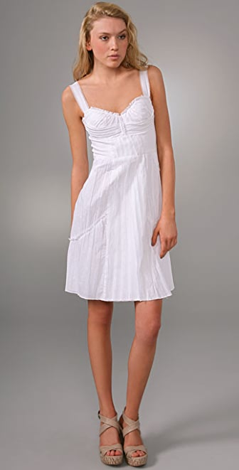 PHILOSOPHY Ruched Dress