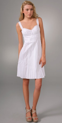 PHILOSOPHY DI ALBERTA FERRETTI Ruched Dress