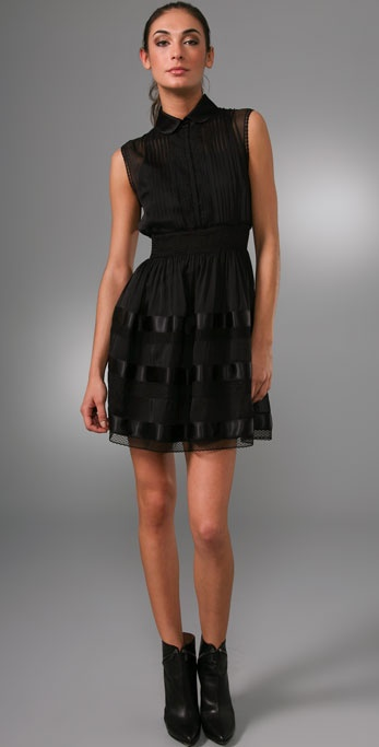 PHILOSOPHY High Collar Dress