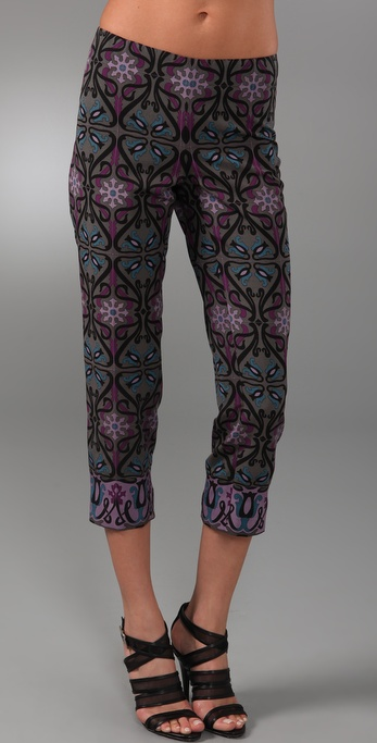 PHILOSOPHY Printed Pants