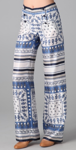 PHILOSOPHY DI ALBERTA FERRETTI Print Pants