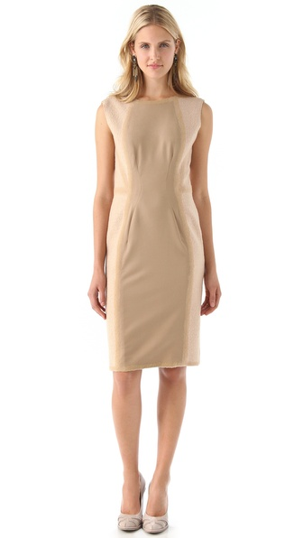PHILOSOPHY Boucle Sheath Dress