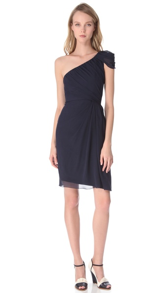 PHILOSOPHY DI ALBERTA FERRETTI One Shoulder Dress