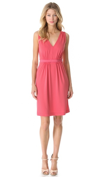 PHILOSOPHY Sleeveless Cinched Dress