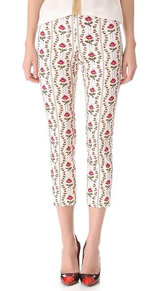 PHILOSOPHY Floral Printed Pants