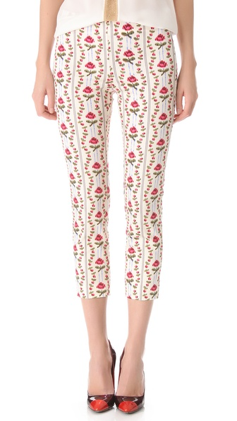 PHILOSOPHY Floral Printed Pants