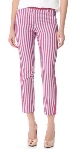 PHILOSOPHY DI ALBERTA FERRETTI Striped Pants