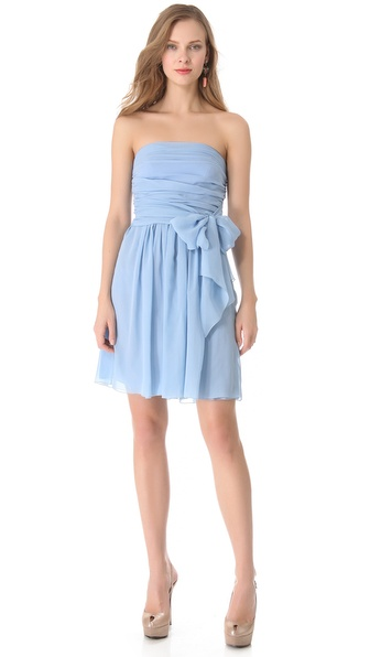 PHILOSOPHY DI ALBERTA FERRETTI Sleeveless Georgette Dress