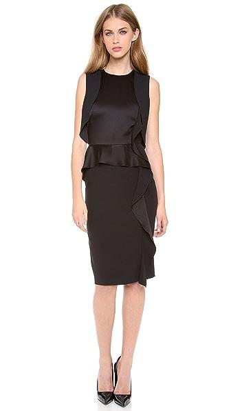 Philosophy di Lorenzo Serafini Sleeveless Satin Dress