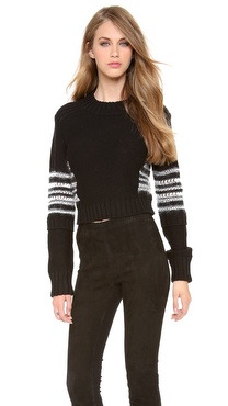 PHILOSOPHY Multi Knit Sweater
