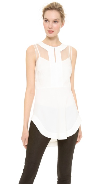 PHILOSOPHY Sleeveless Tunic Top