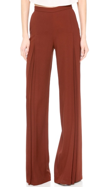 PHILOSOPHY Accordion Wide Leg Pants