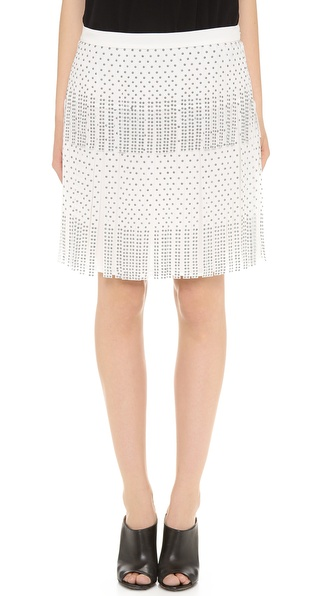 PHILOSOPHY Pleated Skirt