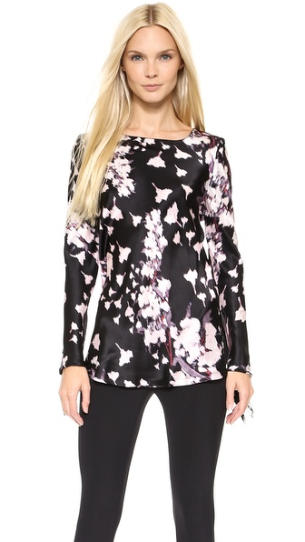 PHILOSOPHY Long Sleeve Blouse