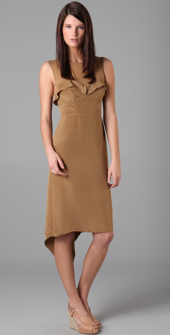3.1 Phillip Lim Sleeveless Bustier Dress