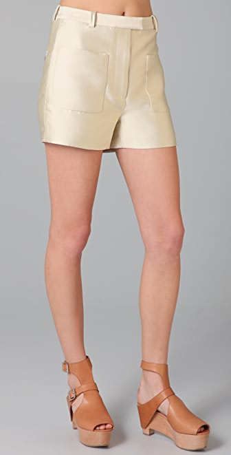 3.1 Phillip Lim Patch Pocket Shorts