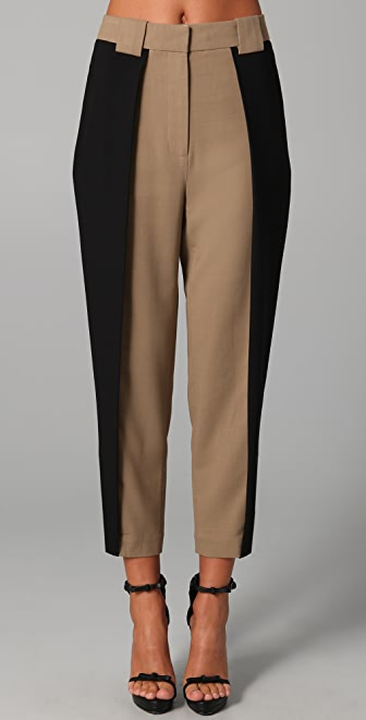 3.1 Phillip Lim Folded Front Trousers