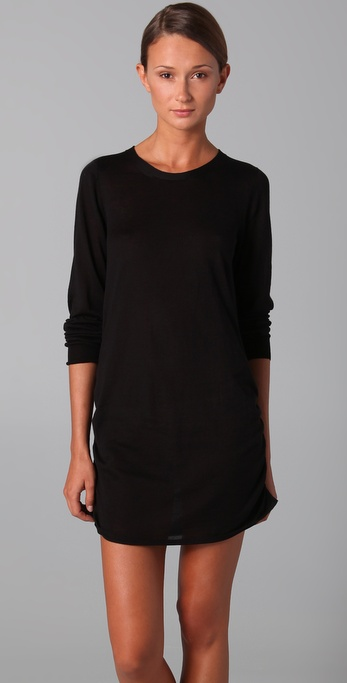 3.1 Phillip Lim Illusion Back Chemise