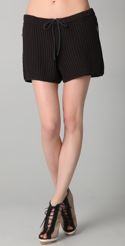 3.1 Phillip Lim Rope Stitch Shorts