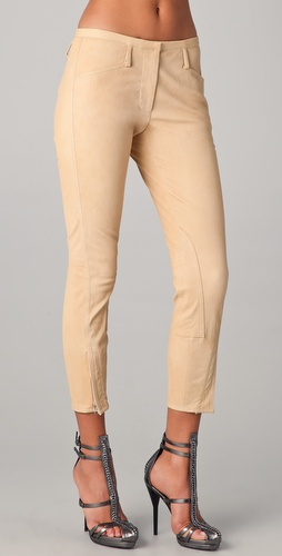 3.1 Phillip Lim Seamed Jodhpur Pants