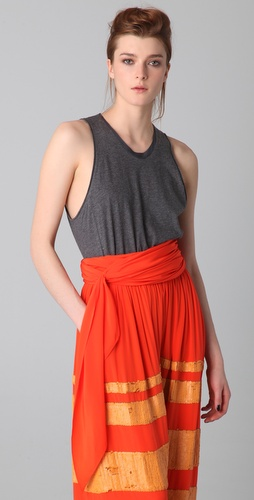 3.1 Phillip Lim Sleeveless Tank