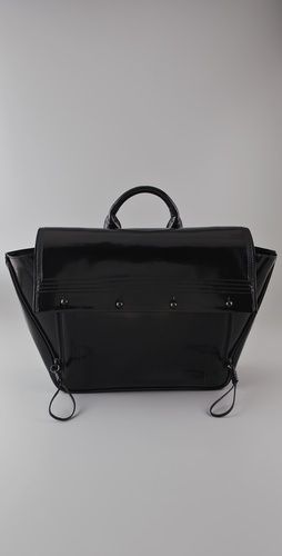 3.1 Phillip Lim Soft Patent Satchel