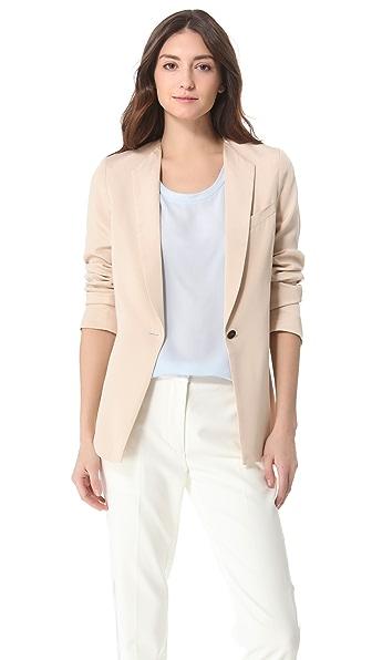 3.1 Phillip Lim Rolled Up Sleeve Jacket