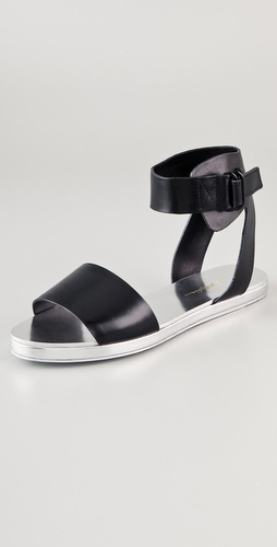 3.1 Phillip Lim Domina Flat Sandals
