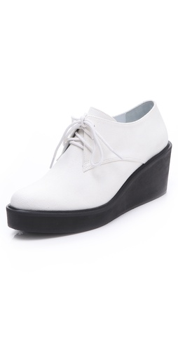 3.1 Phillip Lim Charlie Lace Up Oxfords