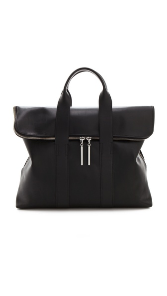 3.1 Phillip Lim 31 Hour Bag - Black at Shopbop